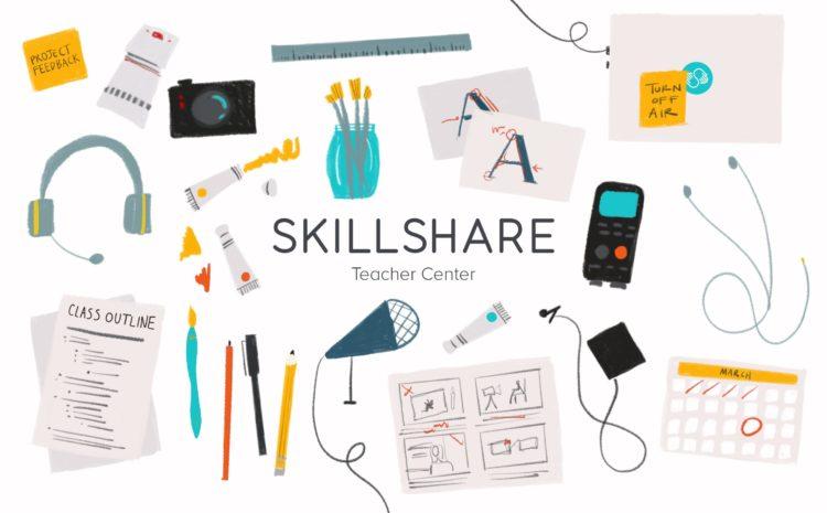 skillshare nedir